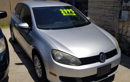 2010 Volkswagen Golf Hatchback Coupe